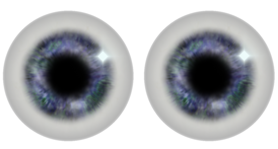 Eye clipart real. Purple number with eyes