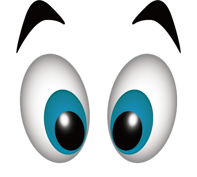 Eye clipart transparent background. Eyes png
