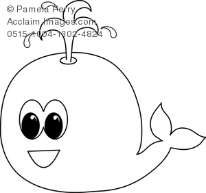 Eye clipart whale. Clip art image of