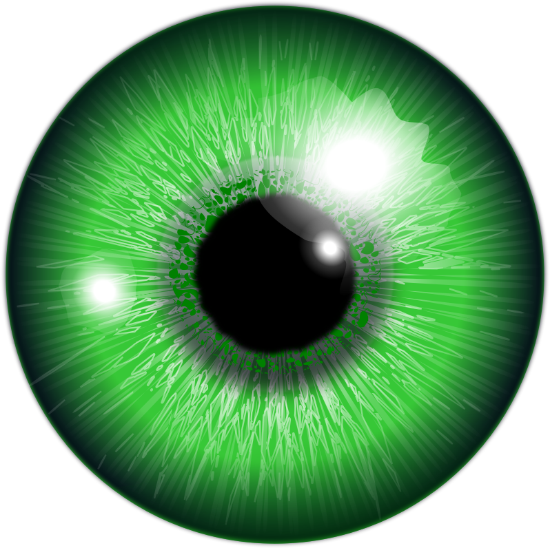 Eye color png. Lens flare transprent free