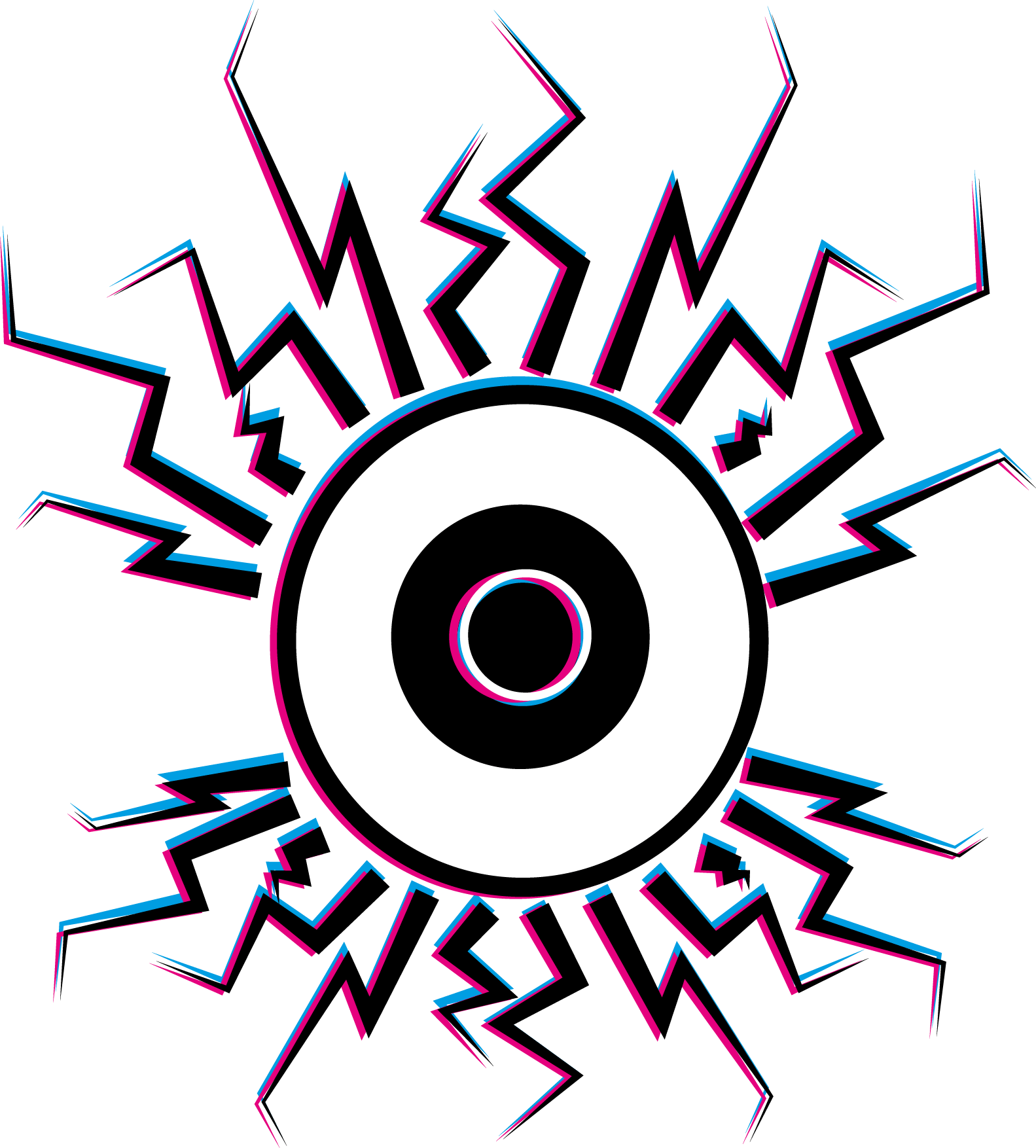Eye flash png. Pocket poetry submission