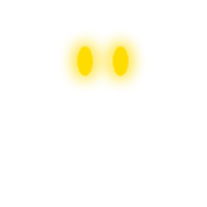Glowing eyes png. Yellow roblox