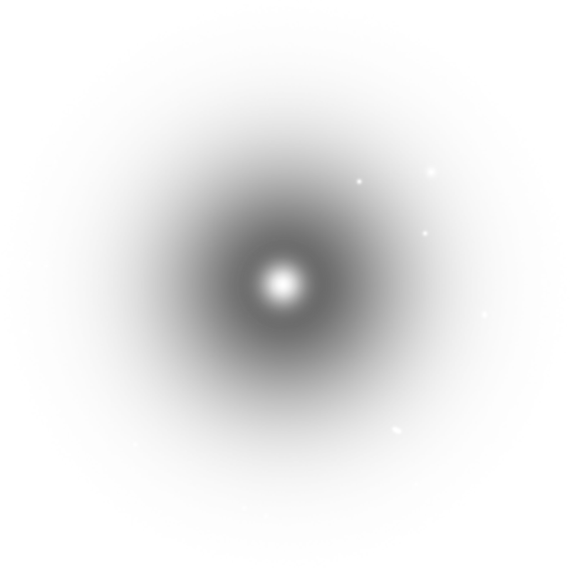 Eye glow png. Black and white transparent