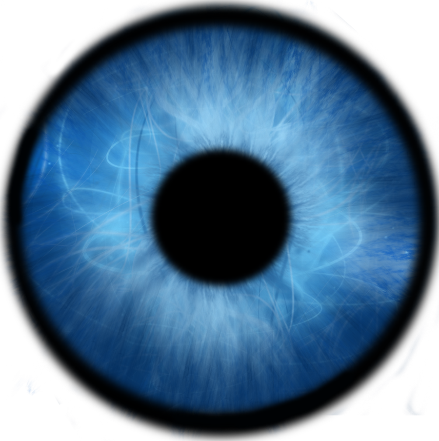 Eye iris png. Blue pinterest