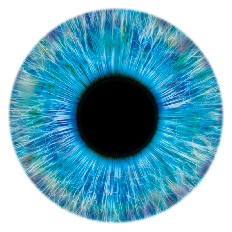 Eye iris png. Neuroptics the smart approach