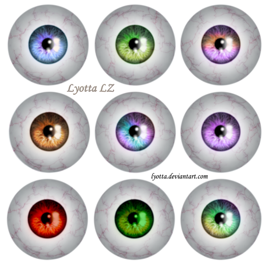 Eye iris png. Pupil of the by