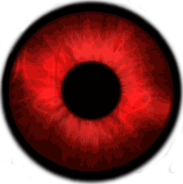 Eye lens png. Mask editor eyes