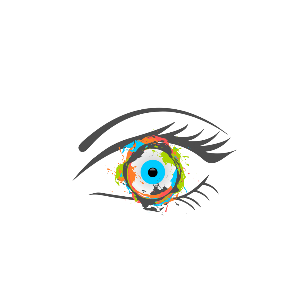 Eye logo png. Graphic design free elements