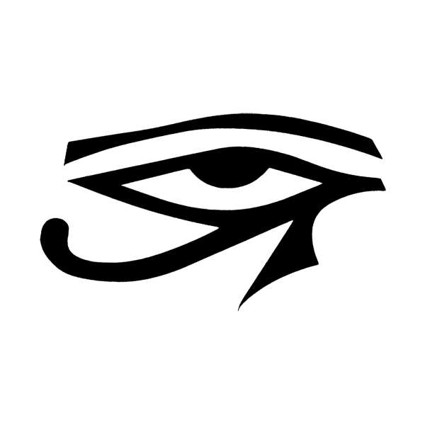 Eye of ra png. Right x colors reflective