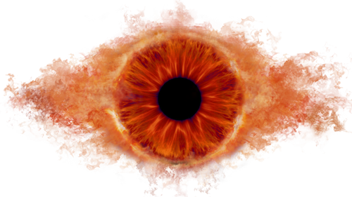 Eye of sauron png. Weather mordor forecast for