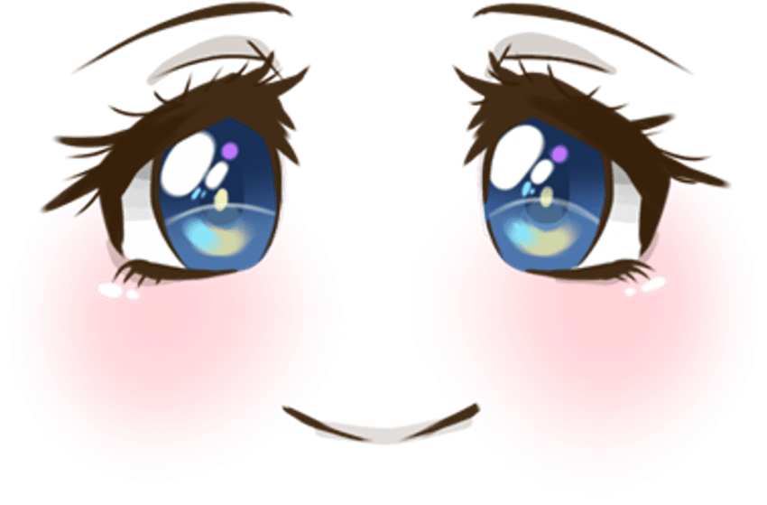 Eye png anime. Eyes transparent image with