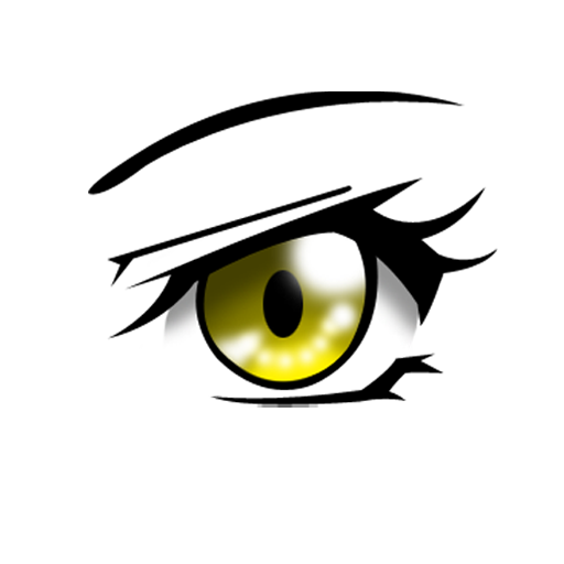 Eye png male. Attack on titan custom