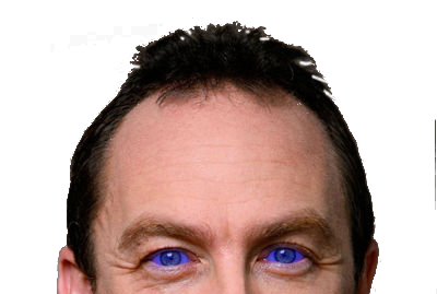 Eye png male. File jimmy peek blue