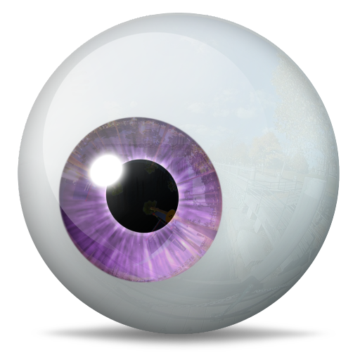 Eye png purple. Icon the icons softicons
