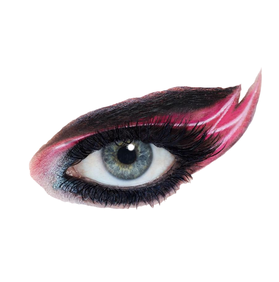 Eye shadow png. Katy perry witness makeup