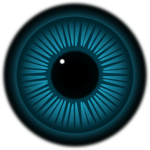 Eye vector png. Group one by xenoverist