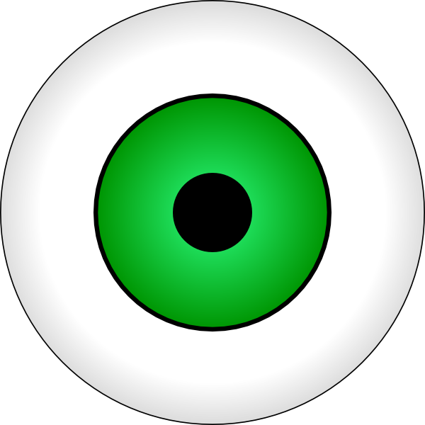 Eye clipart. Free monster eyes download