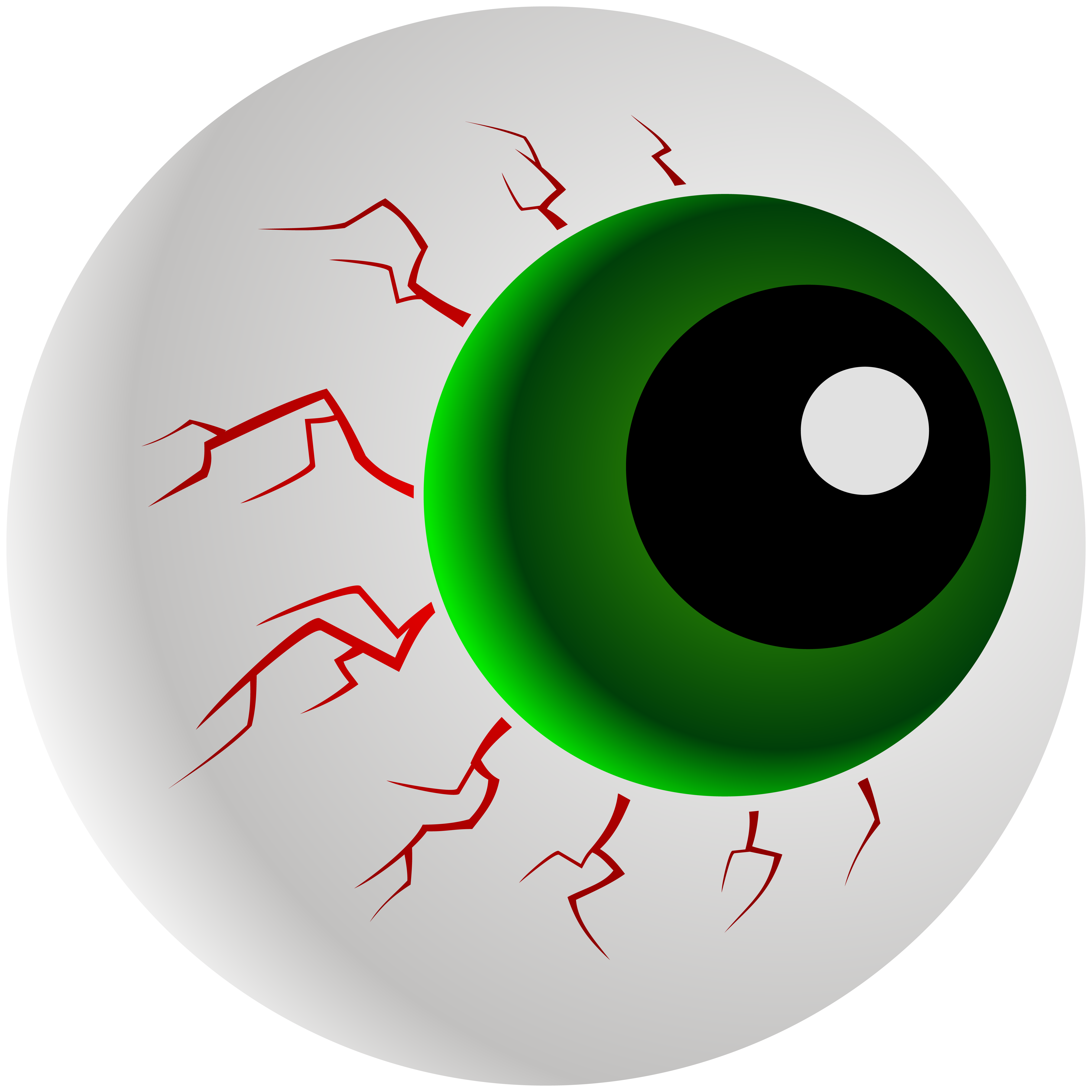 Eyeball clipart png. Giant image gallery yopriceville