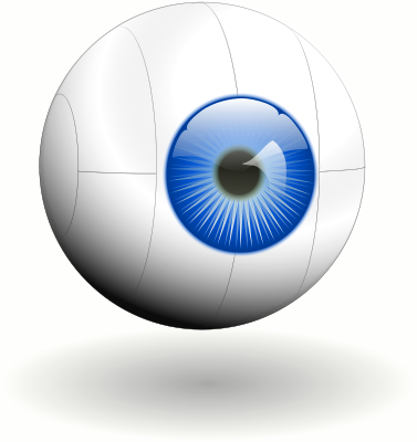 Eyeball clipart vigilant. Cilpart crazy free eye