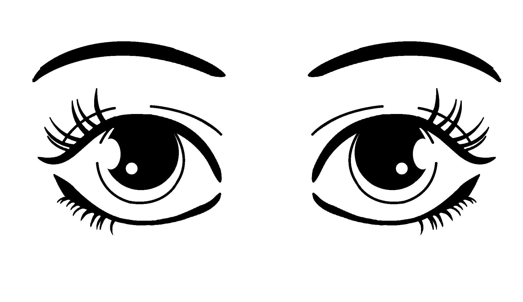 Free cartoon eyeballs cliparts. Eyeball clipart vigilant clip art download