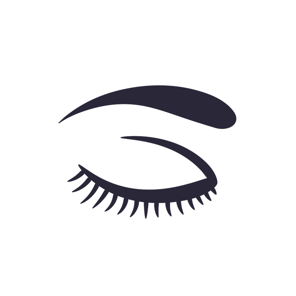 Eyebrows logo png. Creative touch beauty microblading