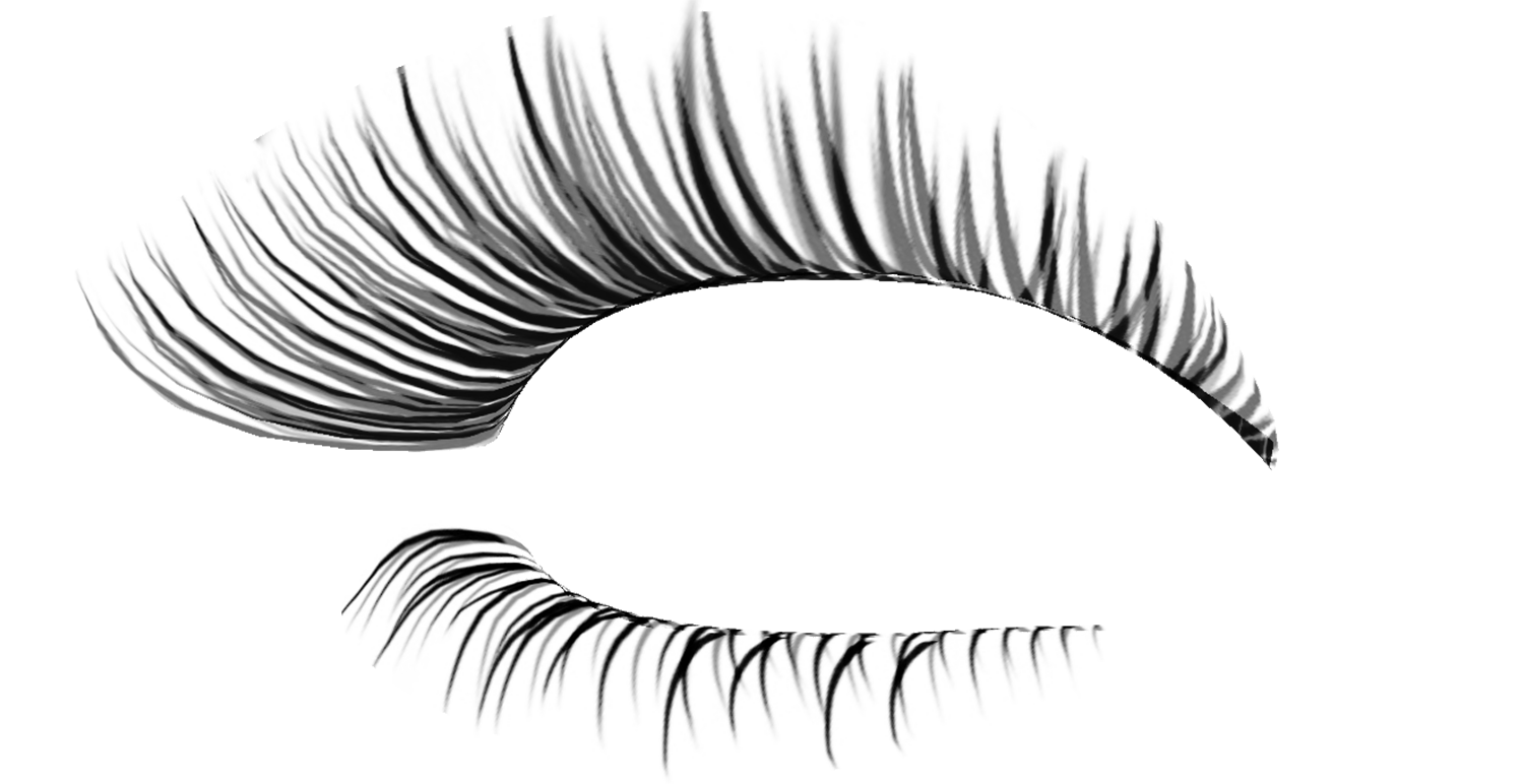 Transparent background lashes png. Store b eye lash
