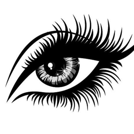 Eyelash clipart fake eyelash. How to achieve the