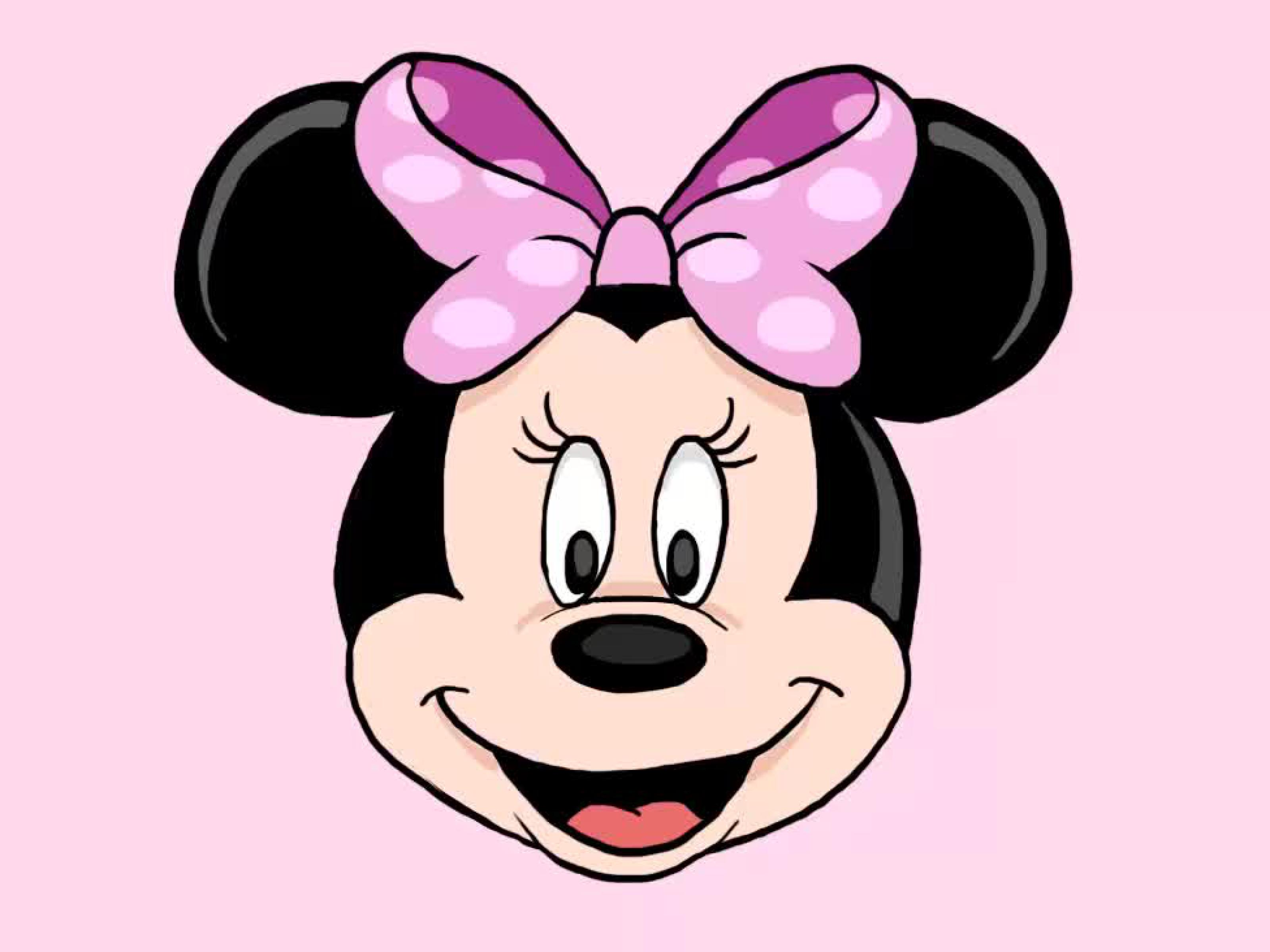 Eyelashes clipart minnie mouse. Ways to draw
