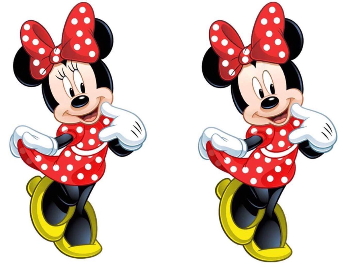 Eyelashes clipart minnie mouse. Paper champion on twitter