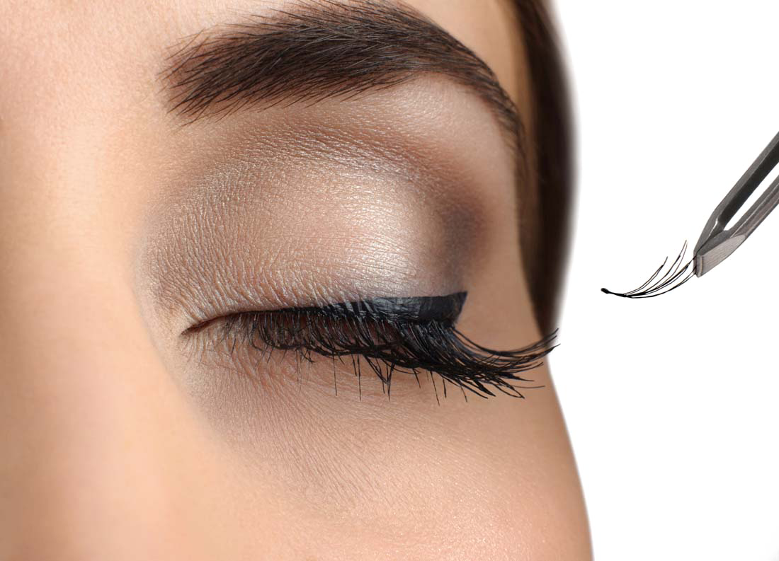 Eyelash extension png. Extensions artificial hair integrations