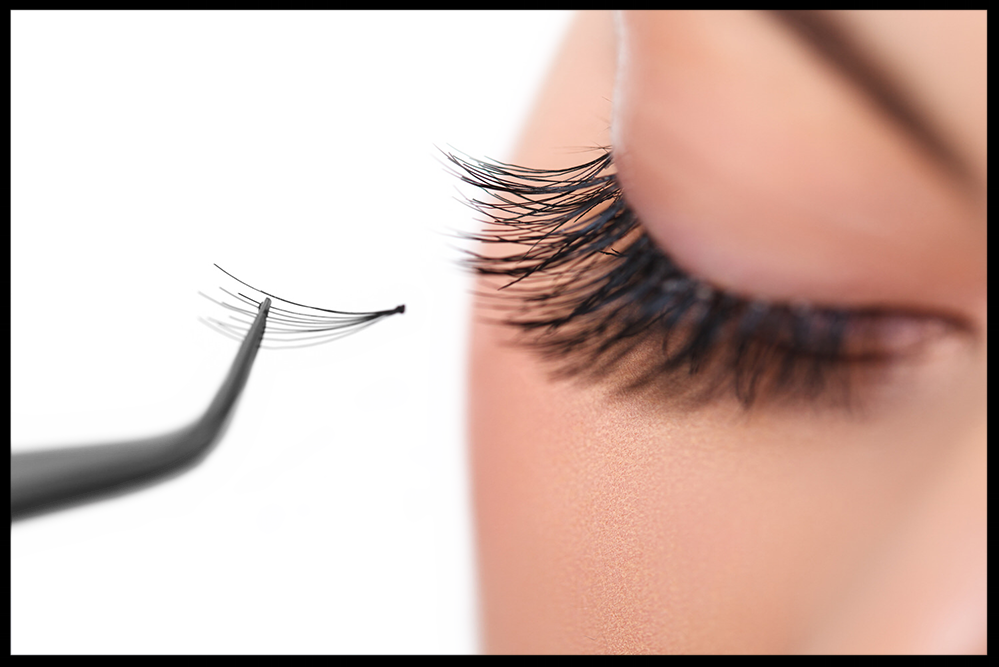 Eyelash extension png. Extensions facials microblading santa