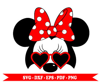 Eyelashes clipart minnie mouse. Bow svg etsy with