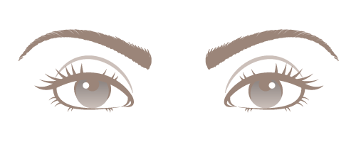Eyelashes graphic png. Esqido lash guide find