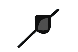 Eyepatch transparent background. Eye patch png image