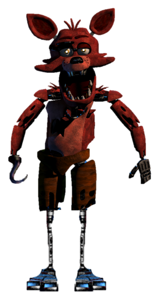 Foxy transparent old. The pirate villains wiki
