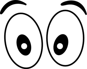 Eyes clipart. Happy free images clipartix