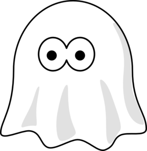 Ghost clip. Free horse cliparts download
