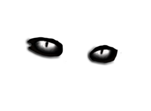 Scary eyes png. Ghost clipart images