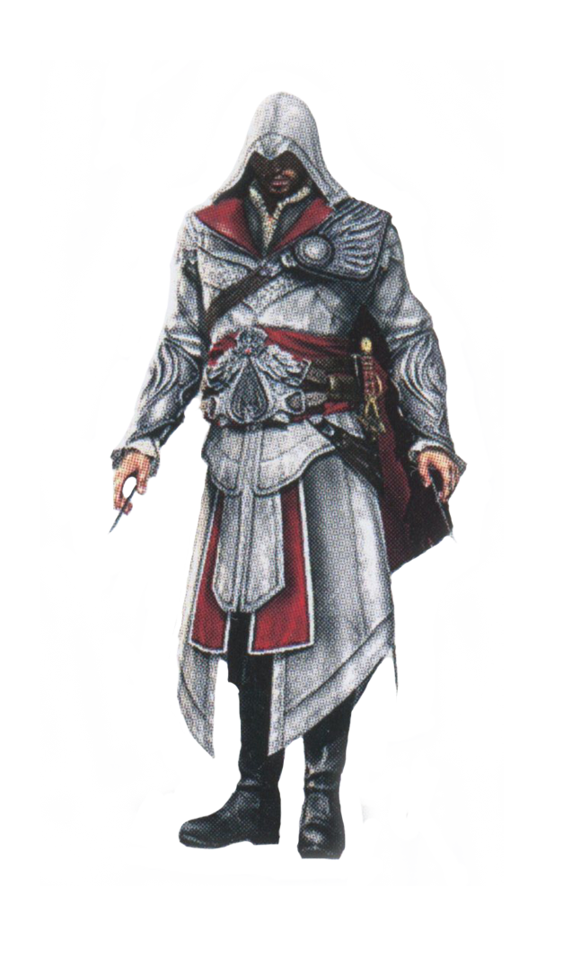 Ezio drawing sketch. Acb spin by murcuseo