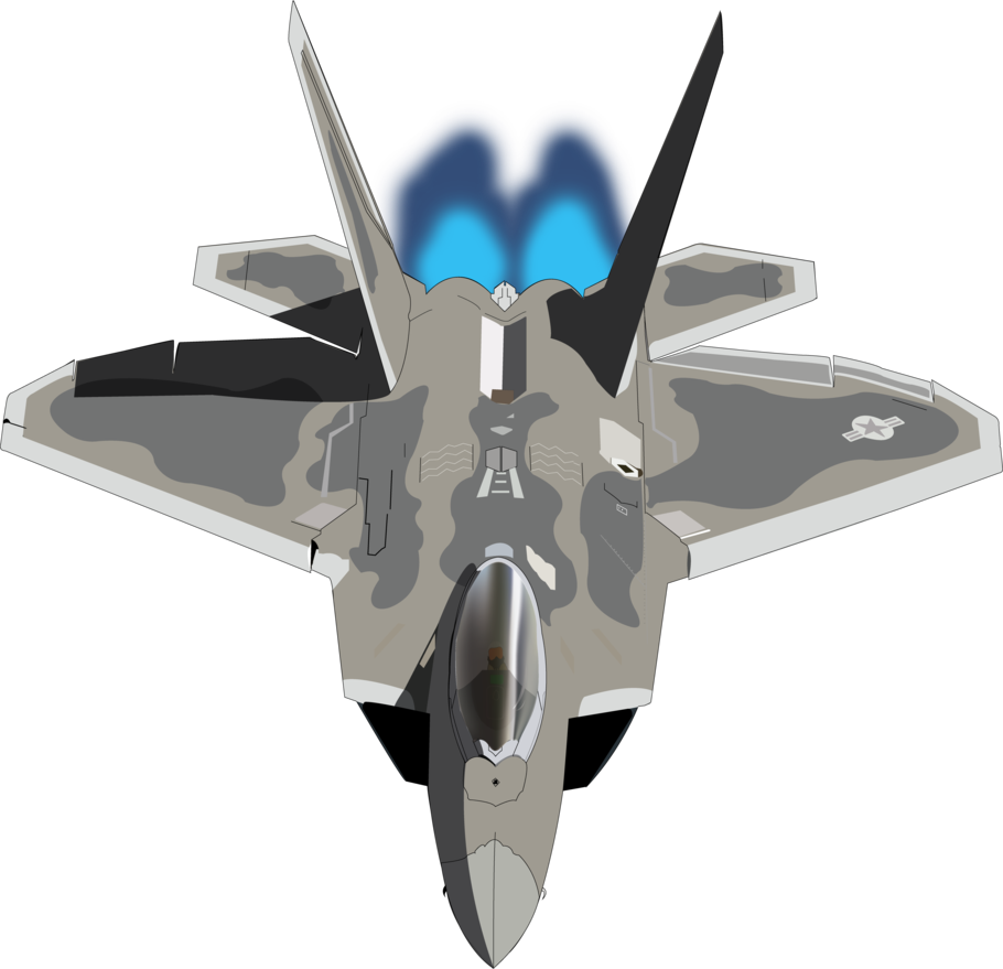 F 22 raptor png. Lockheed by comcody on