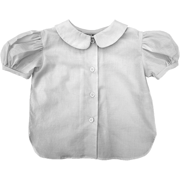 Fabric vector cloth pattern. Paom kids blouse