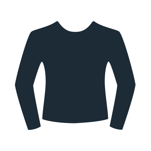 Fabric vector sweater. Clothes clothing jumper man