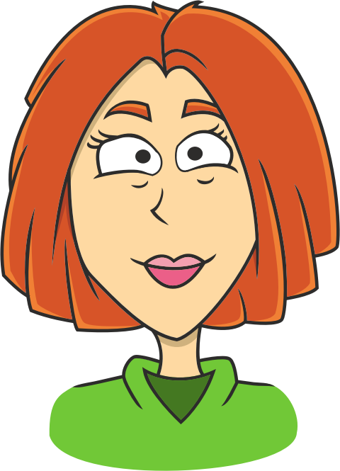 Face clipart. Free female cliparts download