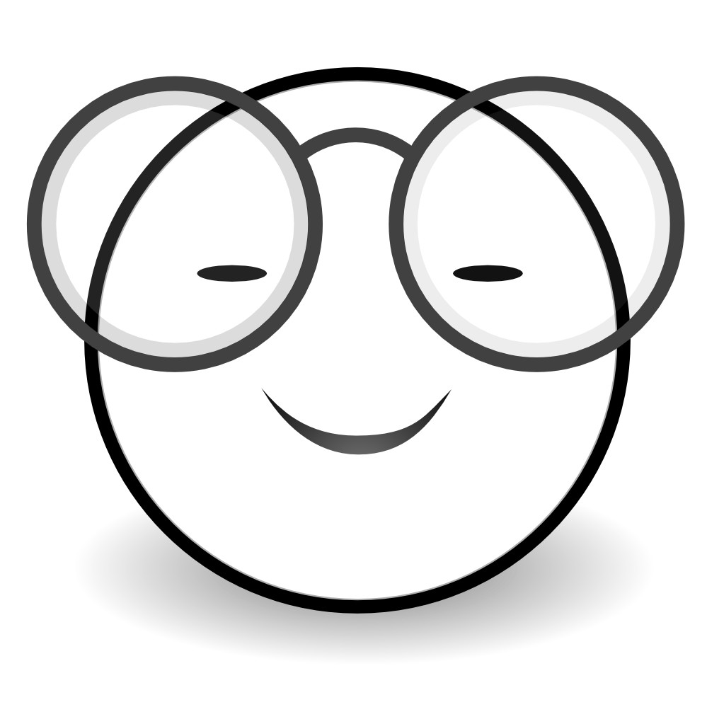 Smiley clipart outline. Sad face black and
