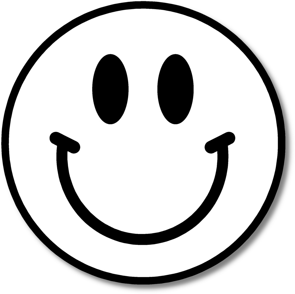 Face clipart happy. Of typegoodies me smiley