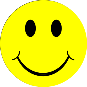 face clipart happy