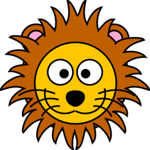 Face clipart lion. Baby panda free images