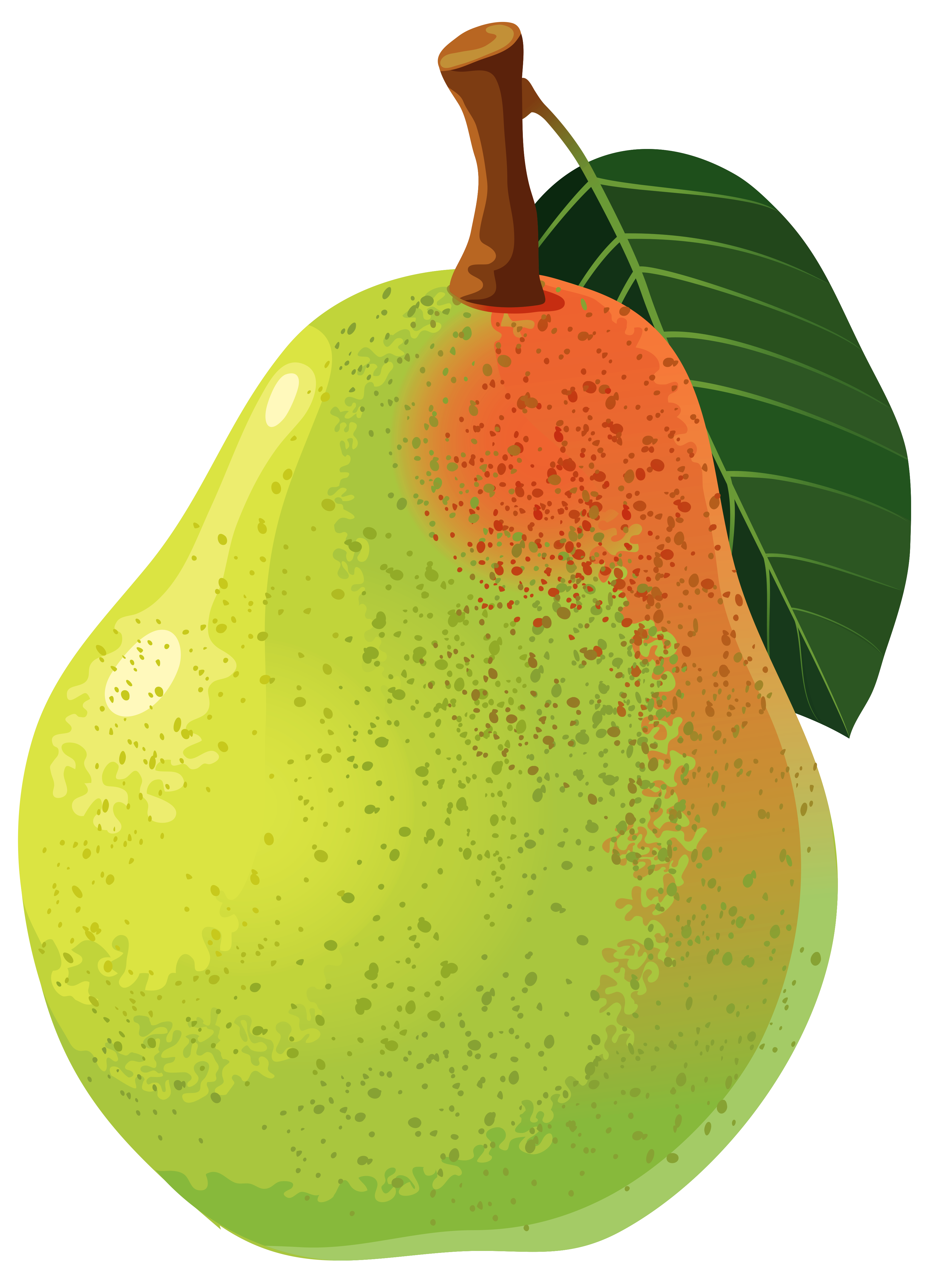 Face clipart pear. Png vector image clip
