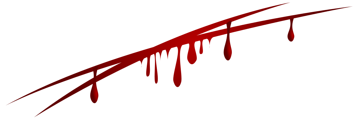 Transparent scars face. File bloody svg wikimedia