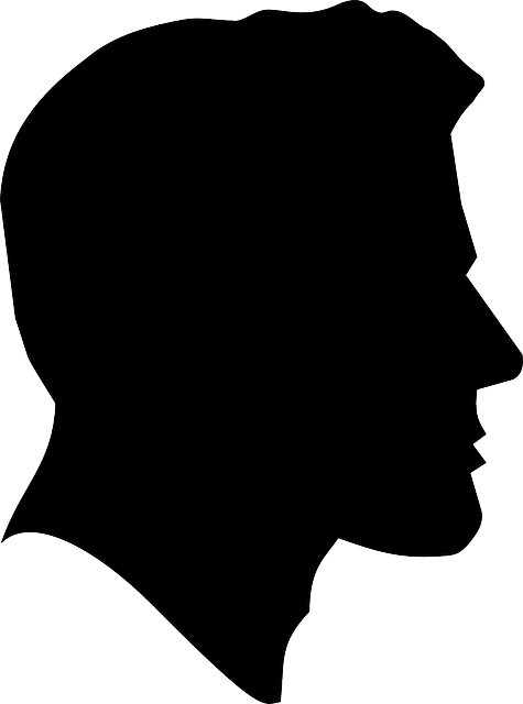 Free image on pixabay. Male vector front face graphic freeuse download